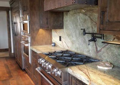 Western Classic Kitchen
