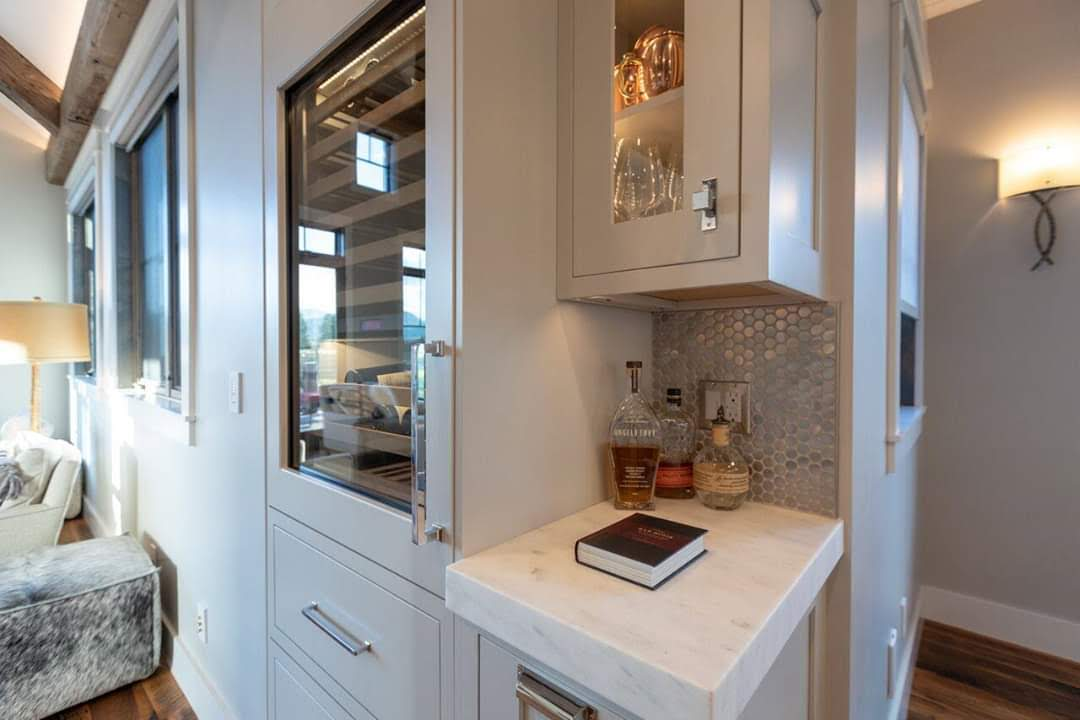 Crested Butte Beauty Interior Visions Crested Butte Kitchen Cabinets