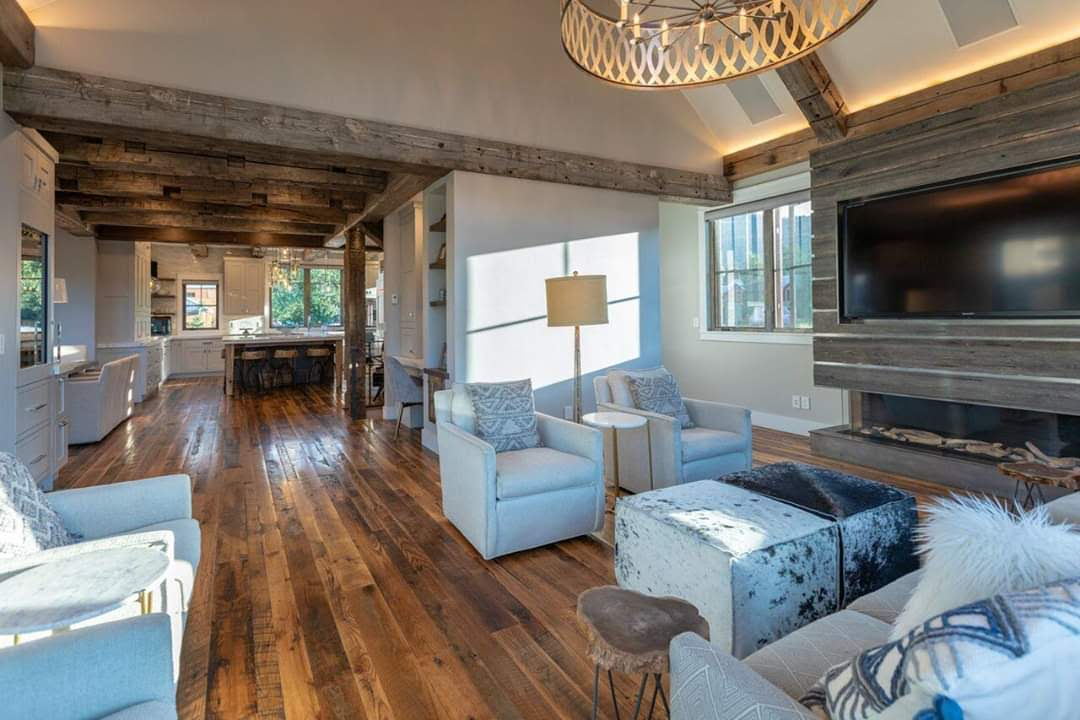 Crested Butte Beauty Interior Visions Crested Butte Family Room